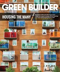 Green Builder Magazine May-June 2017
