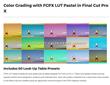 PFS Plugins - LUTS - FCPX LUT Pastel