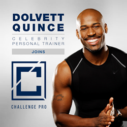 Dolvett Quince Partners with Challenge Pro