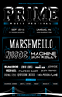 Marshmello, Migos, and Machine Gun Kelly headline the inaugural PRIME Music Festival in Lansing, Michigan.