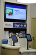 Welcome and Sign-in Area at Florida Hospital Express Care at Walgreens