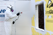 DuPont™ Tyvek® Fluid Applied WB+™ System-Spraying-Wall