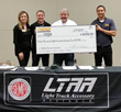 "4 Wheel Parts ""Round Up"" Campaign Raises More Than $30,000 for ORBA"