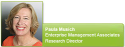 Paula Musich, Research Director, EMA