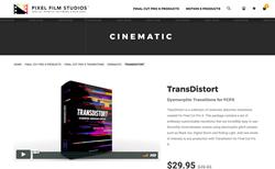 TransDistort - PFS Plugins - FCPX