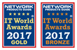 VirtualPBX Wins Gold, Bronze Medals at the 12th Annual Network Products Guide IT World Awards