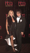 Carla Gonzalez with French Fashion Designer Hayari Paris at the Hollywood Beauty Award
