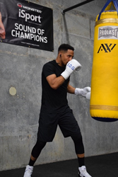 """Monster® Kicks Off Its """"Sound of Champions"""" Campaign with Roc Nation Sports Ahead of Light Heavyweight Champion Rematch between Andre """"S.O.G."""" Ward and Sergey """"Krusher"""""""