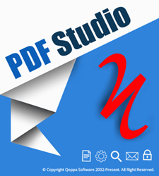 PDF Studio 12 Splash Screen
