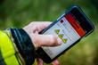 Rigaku Progeny ResQ smartphone interface