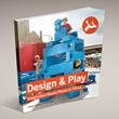 New Book, Design & Play, Seeks Funding Via Kickstarter