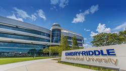 Embry-Riddle Aeronautical University, Daytona Beach campus.