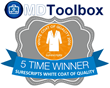 MDToolbox Awarded Surescripts White Coat of Quality for e-Prescribing Optimization for 5th Straight Year