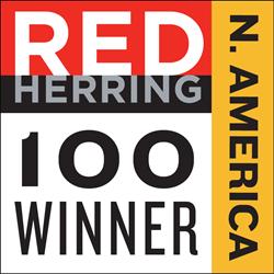 Red Herring Top 100 Winner Award Logo