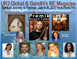 UR2.Global Arts Project & Gandhi's BE Magazine Form Partnership Alliance for Spiritual Journey & Retreat for World Peace - Machu Picchu, Peru