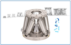 PI's Compact Higher Performance Hexapod