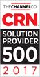 Quality Uptime Services Named to CRN's 2017 Solution Provider 500 List