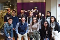 Lexington Christian Academy students explore career options at Wayfair and Perkins + Will