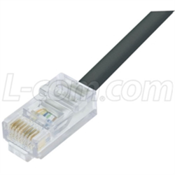 Cat5e TPE and PUR High-Flex Outdoor Industrial Ethernet Cables