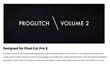 ProGlitch Volume 2 - Pixel Film Studios Plugins - FCPX Effects