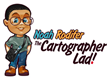 Noah Rodifer: The Cartographer Lad!