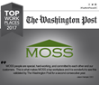 Moss Building and Design Named One of the Top Places to Work by the Washington Post for Second Year in a Row