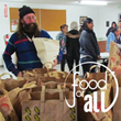 Baker & Baker Insurance Agency Joins the Food For All Organization in Chico Area Charity Drive to Feed Hungry Families