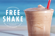 Wayback Burgers Celebrating First Day of Summer (June 21) with #FreeShakeDay