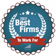 Best Firms to Work For 2017