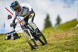 Monster Energy's Troy Brosnan Wins Crankworx Downhill in Les Gets, France  at the Second Round of the Crankworx World Tour