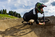 Monster Energy's Mitch Ropelato took home a bronze medal in the SRAM Pump Track event