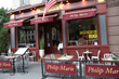 Summer in the City at Philip Marie Restaurant in Greenwich Village, New York City