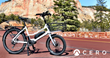 CERO One, the Compact Electric Cargo Bike, Debuts on Kickstarter