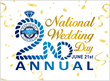 Today's 'National Wedding Day' Vows to Celebrate Marriage and Wedding Professionals in Style