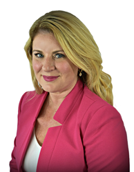 Cari Elofson, Assistant Director of the OSHA Training Center