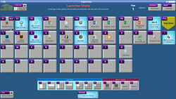 Program Picker Launcher Mode window
