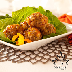 Maple Leaf Farms Duck Meatballs