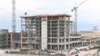 "Gilbane Celebrates ""Topping-Out"" at Texas A&M"