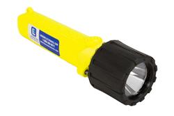 Intrinsically Safe LED Flashlight