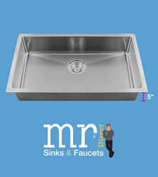 2905S ADA-Compliant Single Bowl Stainless Steel Sink