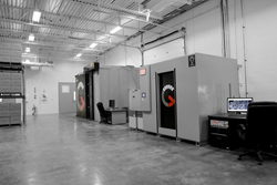 450kv, 450kev,  industrial computed tomography, industrial ct, industrial cat scan, jesse garant metrology center