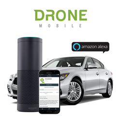 DroneMobile for Alexa