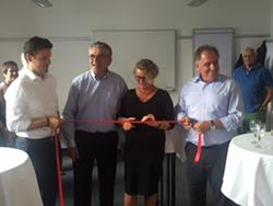 ProV Germany Ribbon Cutting Cermany