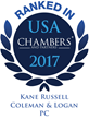 Kane Russell Coleman Logan PC Recognized in Chambers USA Guide 2017