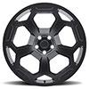 Redbourne Wheels- the Bashford in Matte Black