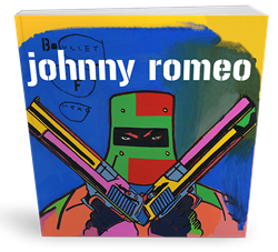 Plastic Fantastic: 10 Years of Johnny Romeo hardcover book