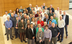 ISO 45001 U.S. TAG members, including Clarion's CEO, Geoffrey Peckham at far right