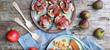 Parma Ham and Fruit
