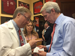 Cleveland DOHCS physicians urge Portman to save ACA