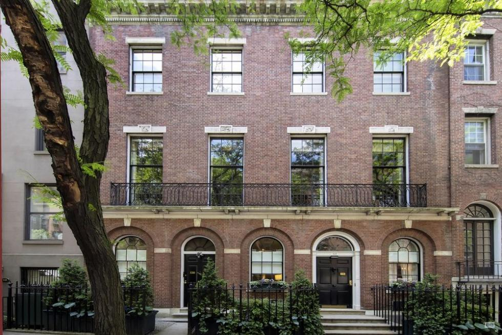 Celebrity homes david rockefeller 39 s new york mansion is for Nyc mansions for sale